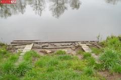 Spływ kajakami rzeka Bóbr Lwówek Śląski 06