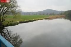 Spływ kajakami rzeka Bóbr Marczów 01