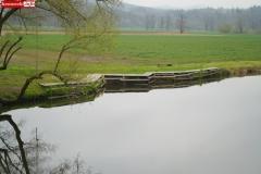 Spływ kajakami rzeka Bóbr Marczów 02