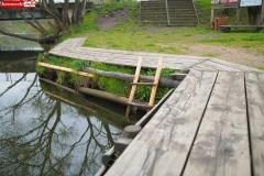 Spływ kajakami rzeka Bóbr Marczów 06