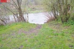 Spływ kajakami rzeka Bóbr Marczów 12