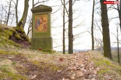 14 Kalwaria w Pławnej - Drugi upadek pod krzyżem
