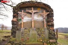 22 Kalwaria w Pławnej - Jezus umiera na krzyżu