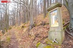 4 Kalwaria w Pławnej - Jezus na śmierć skazany