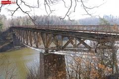 Kolej Doliny Bobru most Pilchowice 09