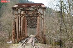 Kolej Doliny Bobru most Pilchowice 14