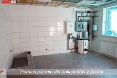 Komenda Policji w Lwówku Śląskim ulica Przyjaciół Żołneirza 12