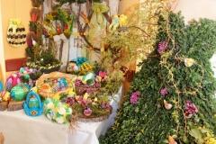 Konkurs Dekoracji Wielkanocnych w Wojciechowie 2019 06