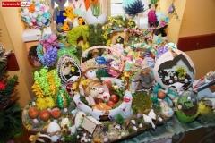 Konkurs Dekoracji Wielkanocnych w Wojciechowie 2019 08