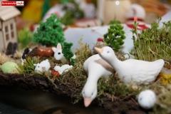 Konkurs Dekoracji Wielkanocnych w Wojciechowie 2019 09