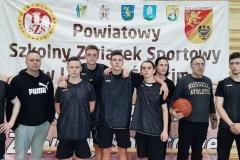 ZS Lubomierz Koszykówka Chłopców -  Licealiada Młodzieży