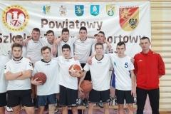 ZSE-T Rakowice Wielkie Koszykówka Chłopców -  Licealiada Młodzieży