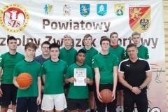 ZSOiZ Gryfów Śląski Koszykówka Chłopców -  Licealiada Młodzieży