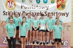 SP 1 Gryfów Śląski - Koszykówka igrzysk dzieci dziewczęta
