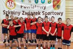 SP 1 Gryfów Śląski - Koszykówka igrzysk dzieci