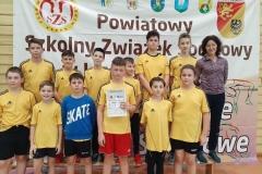 SP 2 Lwówek Śląski - Koszykówka igrzysk dzieci chłopcy