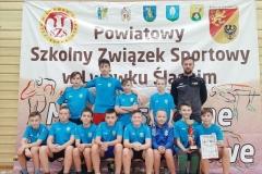 SP Mirsk - Koszykówka igrzysk dzieci chłopcy