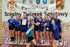 SP Mirsk - Koszykówka igrzysk dzieci