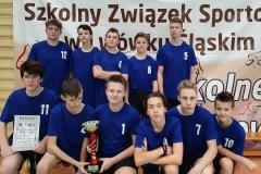 SP 1 Gryfów Śląski - chłopcy Koszykówka dziewcząt i chłopców igrzysk młodzieży
