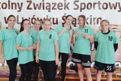 SP 1 Gryfów Śląski - dziewczęta Koszykówka dziewcząt i chłopców igrzysk młodzieży