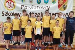 SP 2 Lwówek Śląski - chłopcy Koszykówka dziewcząt i chłopców igrzysk młodzieży