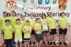 SP Mirsk - chłopcy Koszykówka dziewcząt i chłopców igrzysk młodzieży