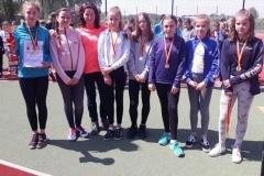 Lekkoatletyczny czwórbój przyjaźni igrzysk dzieci 10