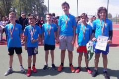 Lekkoatletyczny czwórbój przyjaźni igrzysk dzieci 11