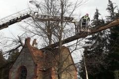 neogotycka kaplica Świętej Trójcy w Lubomierzu 01