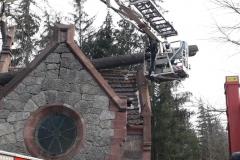 neogotycka kaplica Świętej Trójcy w Lubomierzu 03