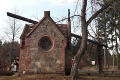 neogotycka kaplica Świętej Trójcy w Lubomierzu 04