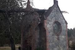 neogotycka kaplica Świętej Trójcy w Lubomierzu 06