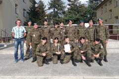 Licea o profilach mundurowych przygotują Cię do matury i do służby 14