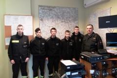 Licea o profilach mundurowych przygotują Cię do matury i do służby 22