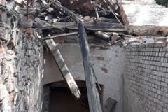 Lubomierz akcja poszukiwawcza w zawalonym budynku zakończona 12