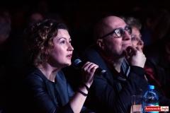 Lwówecki Festiwal Talentów 2019 - jury: Krzysztof Rogacewicz, Honorata Magdeczko - Capote oraz Vitalina Samostrokov