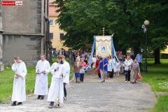 Lwóek Śląski procesja Bożego Ciała 09