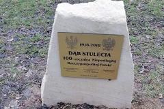 Lwówek Śląski setną rocznicę Niepodległej upamiętnił bykami 1