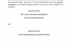 real_size_33-2019 pytanie o poprawny zapis wyrażenia Dąb Stulecia 100-rocznica Niepodległej Rzeczpospolitej Polski-2