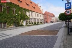 Lwóek Śląski Plac Wolności dolny rynek 02