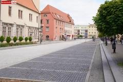 Lwóek Śląski Plac Wolności dolny rynek 05