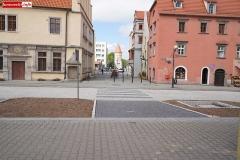 Lwóek Śląski Plac Wolności dolny rynek 06
