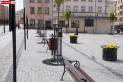 Lwóek Śląski Plac Wolności dolny rynek 13