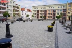 Lwóek Śląski Plac Wolności dolny rynek 14
