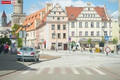 Lwóek Śląski Plac Wolności dolny rynek 16