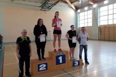 Medale tenisistów stołowych 1