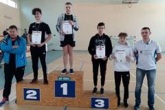 Medale tenisistów stołowych 3