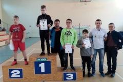 Medale tenisistów stołowych 4