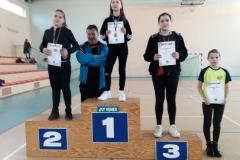 Medale tenisistów stołowych 6