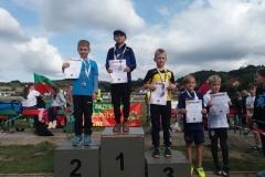 Medale w biegach przełajowych LZS 02